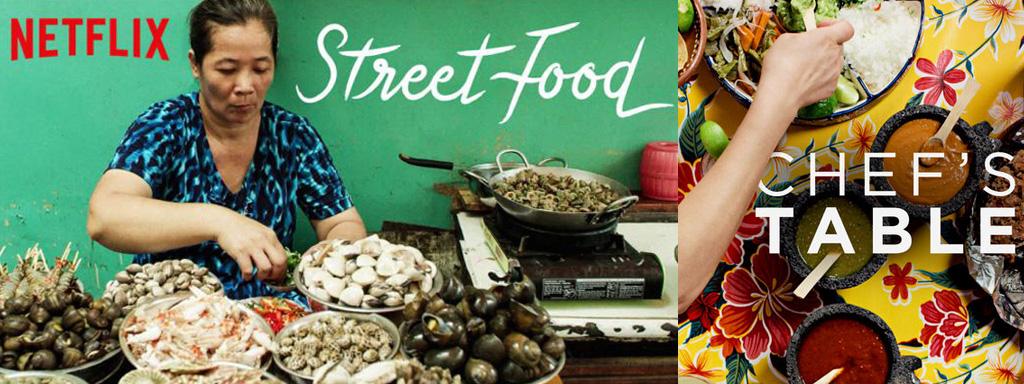 Bon appetit: de «Con las manos en la masa» a «Street food»