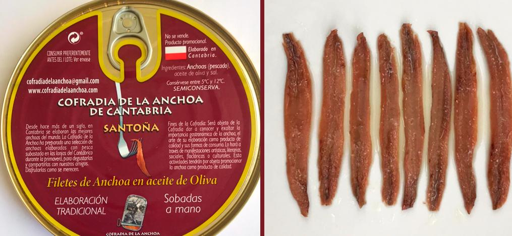 La anchoa del Cantábrico: una historia muy siciliana