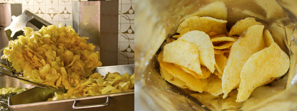 Patatas fritas de paquete: hipercalóricas, adictivas y no son saludables. Pero no se las pierdan
