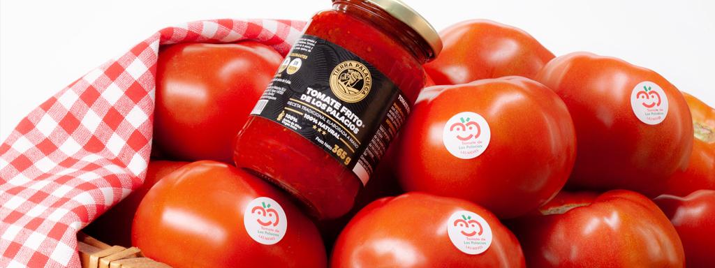 El tomate de Los Palacios: una industria, una delicia y un icono pop
