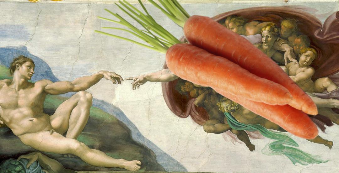 Cuando la religión se adelantó al veganismo